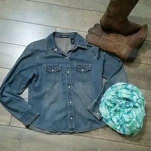 Amazing Express Denim Shirt